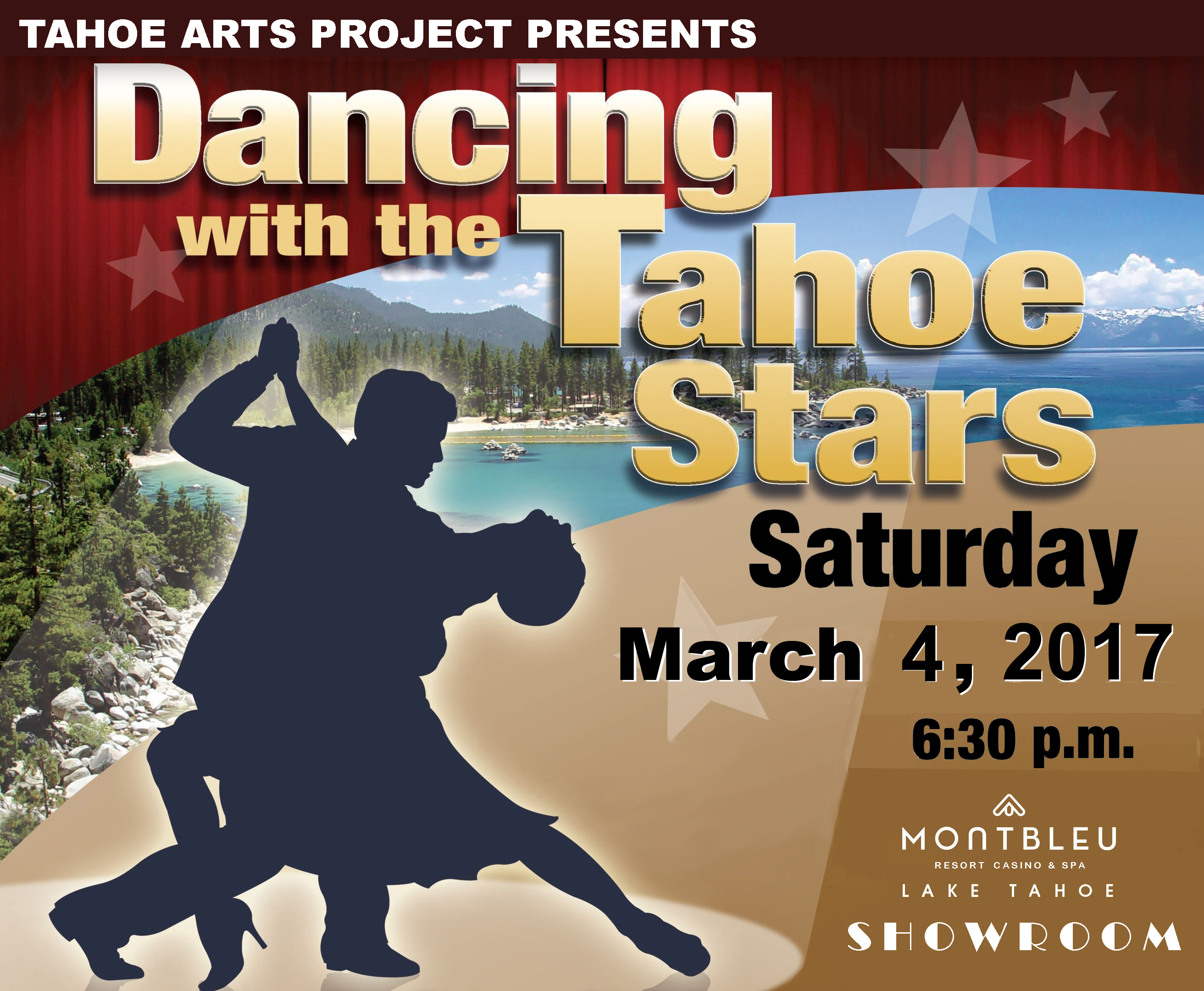 Dancing with the Tahoe Stars